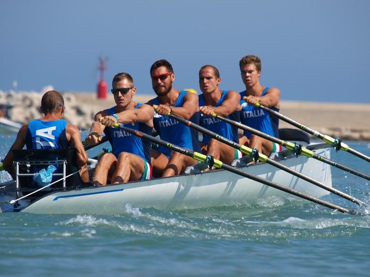 Rowing Beach Sprint